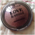 [Recensione] Essence Limited Edition Love & Sound Eyeshadow