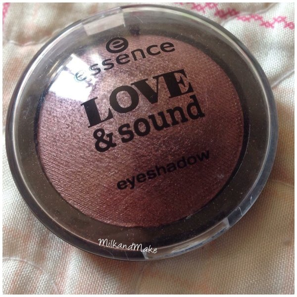 Essence limite Edition Love & Sound - Ombretto 01 Glastonberry