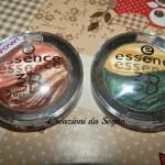 [Recensione] 3D Eyeshadow Essence 01 Irresistible fox- trot – 06 Irresistible Brazilian Sun