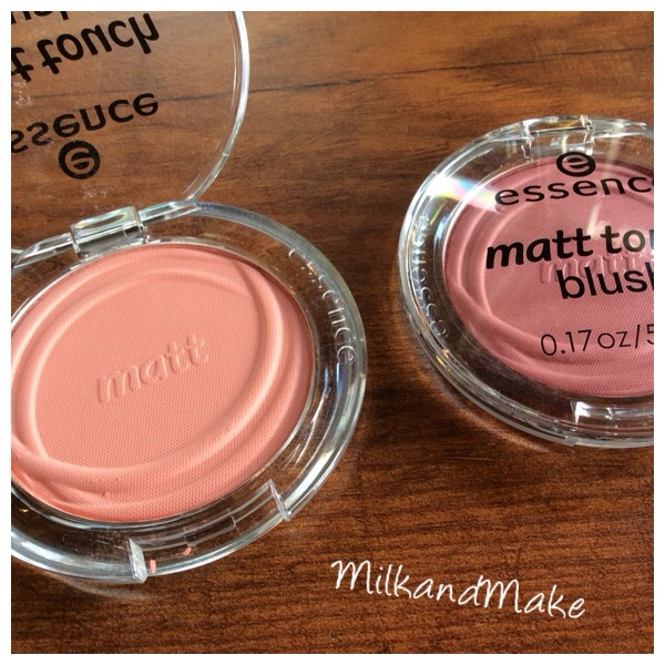 Blush essence touch matt