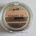 [Recensione] Mascara Bombastic e Palette Shades of Nude P2 Cosmetics