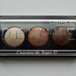 [Recensione] Deluxe Trio Eyeshadow 010 Antique C'est Très Chic! – Catrice