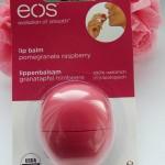 [Recensione] Lipbalm Eos Pomegranade Raspberry