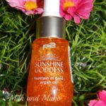 [Recensione] Fountain of Gold Argan Oil P2 Cosmetics Sunshine Goddess
