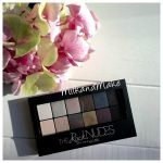 [Review] The Rock Nudes Palette Maybelline