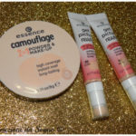 [Recensione]Camouflage Powder e Make up Essence and brightening concealer Get picture ready!