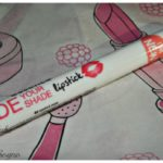 [Recensione] Fade your shade Lipstick