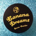 [Recensione] W7 Banana Dreams Loose Powder