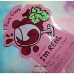[Recensione] Tony Moly I'm Real Red Wine Pore Care