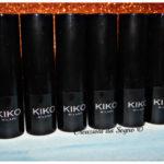 [Recensione] Metallic Lipstick Kiko Milano
