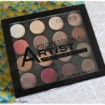 [Review] Professional Artist Eyeshadow Palette Catrice Cosmetics