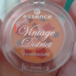 Essence Vintage District Eyeshadow