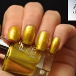 "Recensione smalto P2 Color Victim Oro ""Bloggers' Choice"""