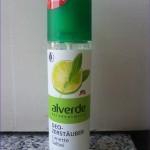 Recensione Alverde Deodorante Spray Lime e Salvia