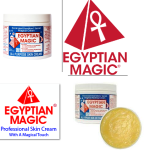 Egyptian Magic Cream: belle come Cleopatra