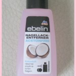 Recensione Solvente Ebelin Nagellack-Entferner Acetonfrei