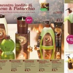 Gel Doccia Pailletè e Balsamo Labbra Cacao&Pistacchio (Limited edition) Yves Rocher