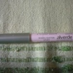 Recensione: Alverde Highlighter Pen