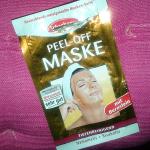 Recensione Peel-Off Maske, Schaebens.