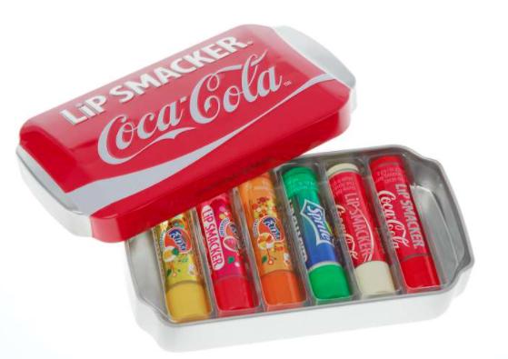 Lip smacker Coca-cola e nuove collezioni