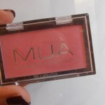 Mua blusher shade 1