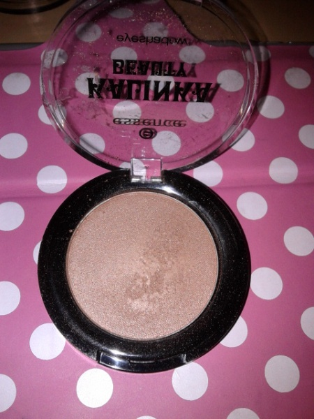 Essence LE Kalinka Beauty Eyeshadow - 02 Babushka Me