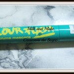[Recensione] Mascara Colour Flash Essence