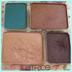 [Recensione e swatches] Saldi Catrice: Palette absolute colour 090 mia !!
