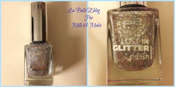 p2 lost in glitter