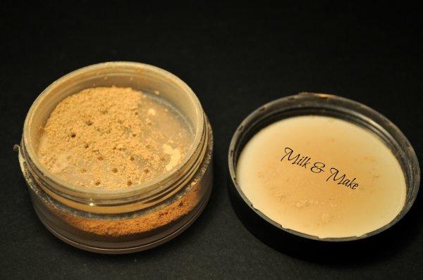 "Fondotinta in polvere 108 ""Golden Ivory"" The Body Shop Extra Virgin Minerals"
