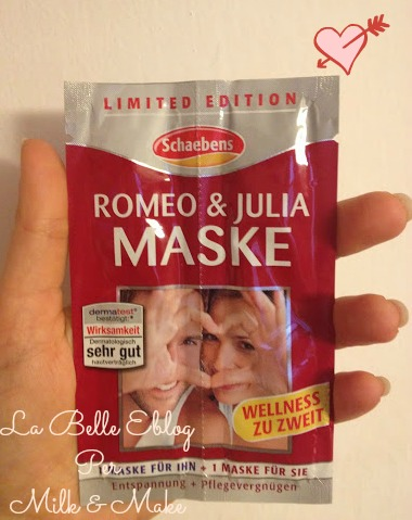 romeo & julia maske