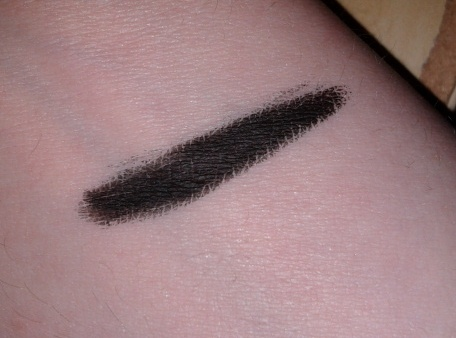 Essence GEL eye pencil waterproof - 01 black blaze