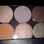 [Recensione] NABLA Cosmetics ombretti refill – Camelot, Caramel & Glitz