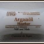 [Recensione] Arganol Haarkur  Trattamento per capelli