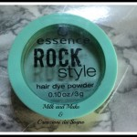 [Recensione] Hair Dye Powder Rock Style Essence