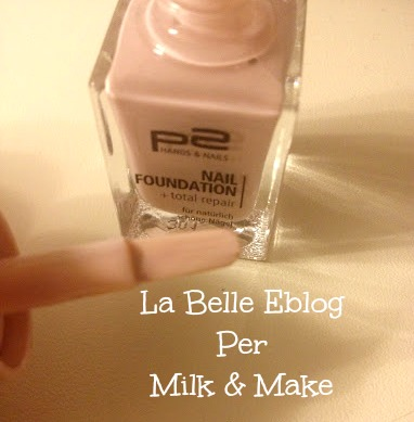 p2 nail foundation