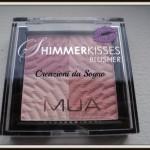 [Recensione] Blush ShimmerKisses Mua – Pink Shimmer Kisses