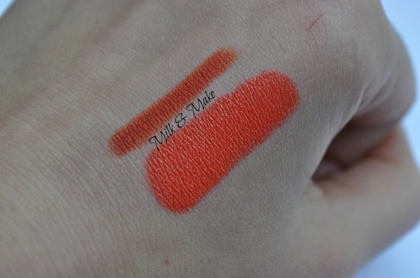 """Creamy Lipstick 63 """"Passion"""" e Lip Liner 15 Shaka"""