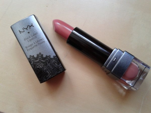 NYX Black Label Lipstick - 108 Dusty Rose