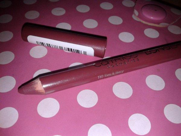 Catrice Long Lasting Lip Pencil - Fuori Produzione da Agosto 2014 - 110 Tom & Berry