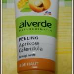 [Recensione] Alverde Peeling Albicocca e Calendula