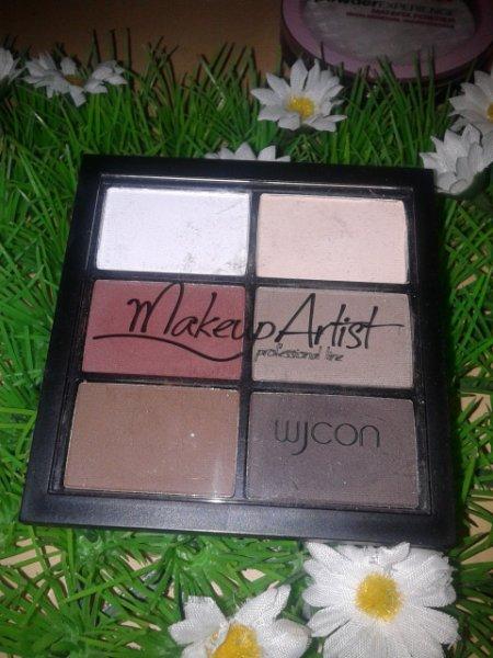 Wjcon Makeup Artist Limited Edition - Palette Ombretti 01