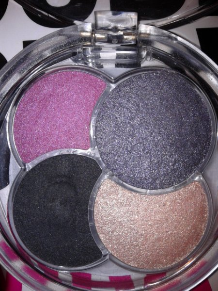 Quattro Eyeshadow 02 Once I Was An Angel