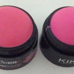 [DUPE] Cheeky colour cream Kiko & flower touch Debby
