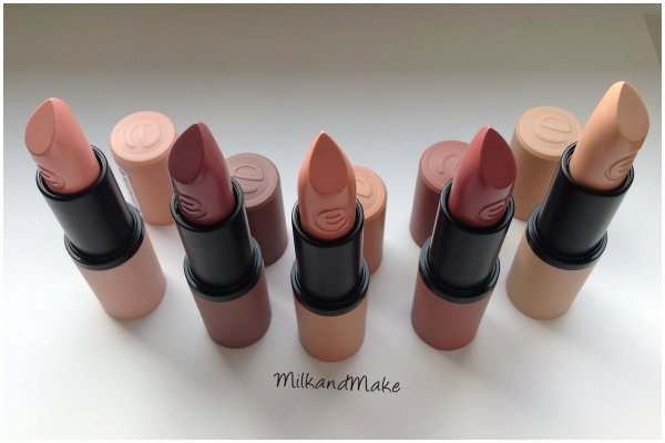 Essence Trend Edition I Love Nude - Longlasting Lipstick Nude