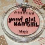 [Recensione] 01 Good Girls Wear Peach  Blush Essence