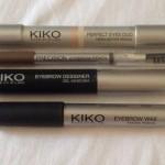 [Recensione] KIKO Prodotti Per Sopracciglia