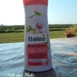 [Recensione] Bodylotion Day Spa Balea