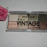 [Recensione] All About Vintage Eyeshadow – Essence