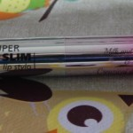 [ Recensione ] Super Slim Stylo P2 Cosmetics – 030 Screaming pink